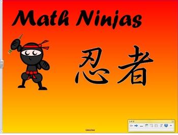 Ninja Problem Solving