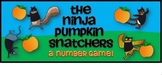 Ninja Pumpkin Snatchers ~ A Halloween Math Game