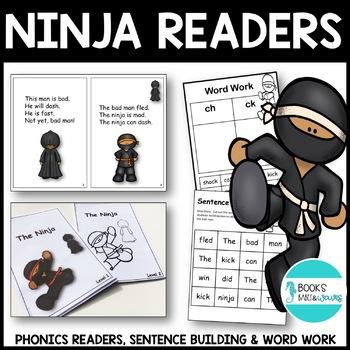 Ninja Readers