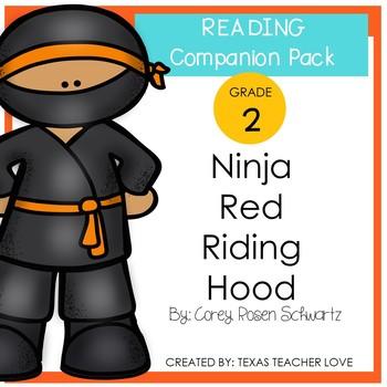 Ninja Red Riding Hood Companion Pack