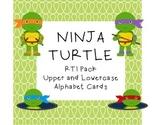 Ninja Turtle ABCs