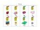 Ninja Turtle Articulation Cards /k, g/