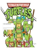 Ninja Turtle Behavior Chart