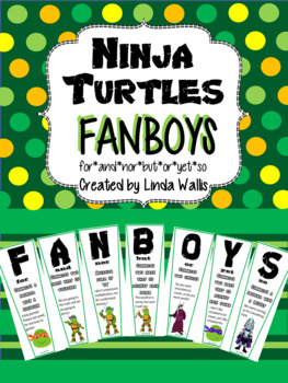 Ninja Turtle themed FANBOYS