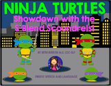 Ninja Turtles - Showdown with the S-Blend Scoundrels!