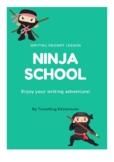 Ninja Writing Lesson Prompt