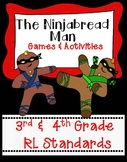 Ninjabread Man Activities & Games