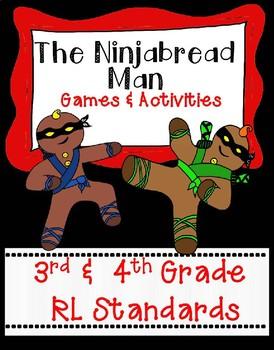 Ninjabread Man Activities & Games