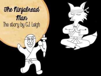 Ninjabread Man By C.J. Leigh