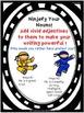 Ninjafy Nouns! {making writing more descriptive!}