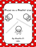 Ninjas On a Number Line: Adding and Subtracting Integers- 7.NS.1