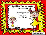 Ninja Song/Novelty/Humorous Choir Song Grades 3-6