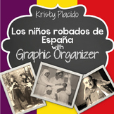 Niños Robados de España (adapted news article) with Graphic Organizer