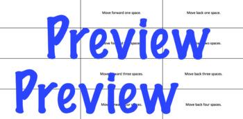 Nitrogen Cycle Board Game