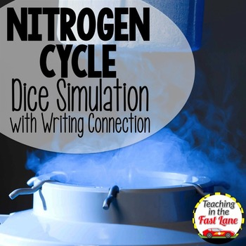 Nitrogen Cycle Dice Simulation and Writing Connection