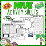 Niue Reading and Writing Activities