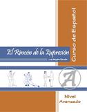 Nivel Avanzado - Curso de Español