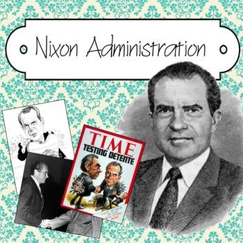 Nixon Administration PowerPoint