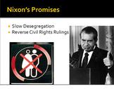 Nixon, Ford, Carter, Politics, and Economics
