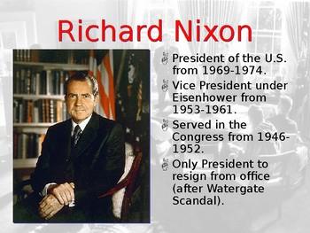 Nixon PowerPoint