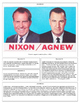 Nixon + The Silent Majority (Document Packet)