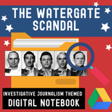 Nixon & Watergate - Investigation & Newspaper - APUSH & US History