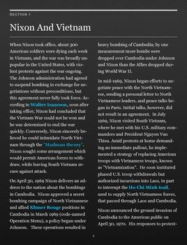 Nixon Watergate iBook