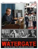 Nixon and Watergate Digital Activity