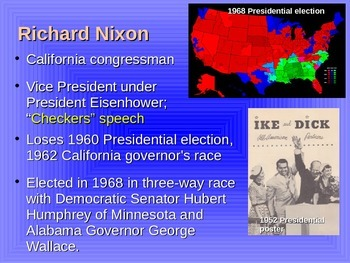 Nixon and the Victory of Liberalism PowerPoint