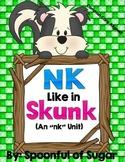 """Nk Like in Skunk (An """"nk"""" Unit)"""