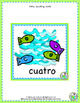 Números Numbers Activity Theme Pack Printable Spanish Resources