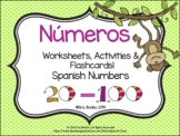 Números, Spanish Numbers 20-100