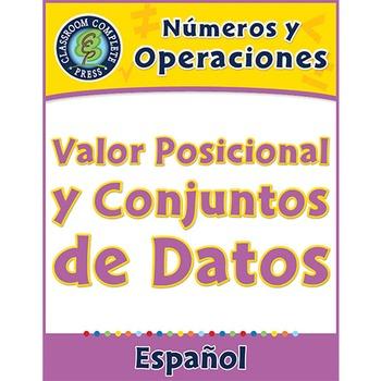 Números y Operaciones: Valor Posicional y Conjuntos de Datos Gr. 6-8