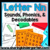 Letter Nn {Print & Play Pack}