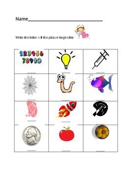 Nn Nurse Homework Sheet #1