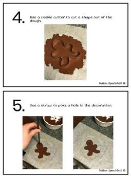 No-Bake Cinnamon Applesauce Decoration Craft