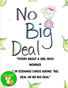 No Big Deal: A Story and Scenarios to Help Reduce Anxiety Related to Control