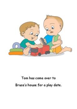 No Biting Bruce