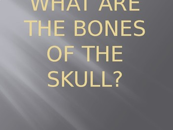 No Bones About It!