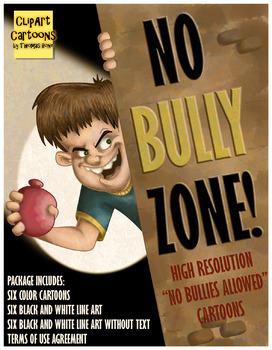 No Bully Zone!