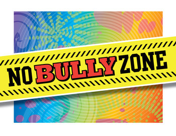 'No Bully Zone' Tape