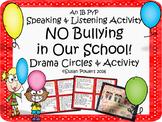 No Bullying Drama Circles Action Activity