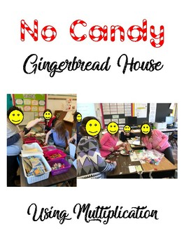 No Candy Gingerbread House- Editable