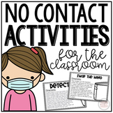 No Contact Classroom Games for Distance Learning
