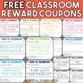 FREE No Cost Reward Coupons