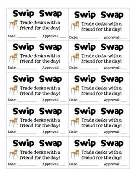 Inexpensive Student Reward Cards