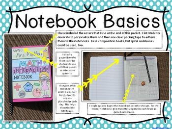 No-Cut Interactive Notebook {Math}: 2-Digit and 3-Digit Addition Edition