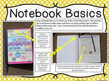 No-Cut Interactive Notebook {Math}: Basic Subtraction Edition