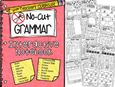 No-Cut Interactive Notebook:  GRAMMAR