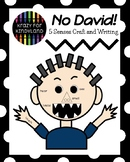 No, David! Book Companion Craft: 5 Senses